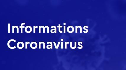 Informations COVID : VACCINS et ATTESTATION COUVRE FEU